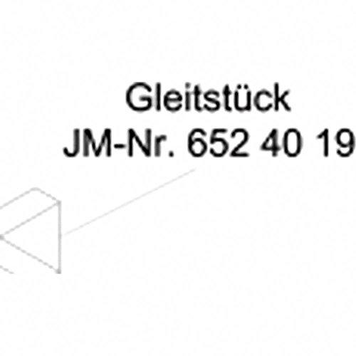 JMP GLEITSTUECKSATZ EINE SEITE JMP Fox 4000 H