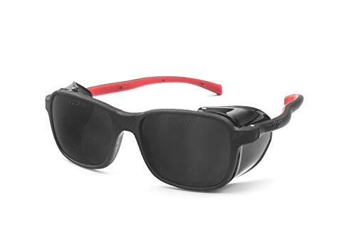 Pegaso 2005D5 Gafas para Soldadura, Negro y Rojo, L