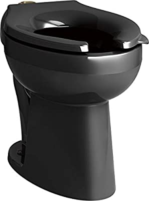 Kohler K-96057-7 Kohler K-96057 Highcliff Ultra Elongated Chair Height Toilet Bowl Only - Less Se