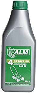 Alm Four Stroke Motor Oil Lawnmowers Ride-on s Cultivators Engines Litre