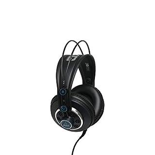 AKG 240 MK II, Black, One Size (2058X00190) (B0016MNBAM) | Amazon price tracker / tracking, Amazon price history charts, Amazon price watches, Amazon price drop alerts
