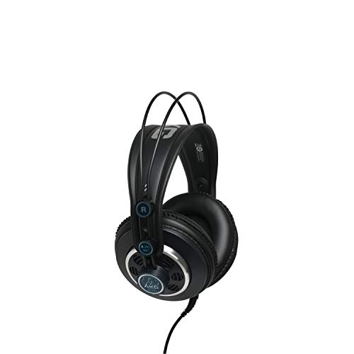 AKG  K 240 MKII Semi-Open Pro Studio Headphones w/ Varimotion Speakers  $90 at Amazon