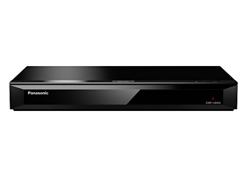 Panasonic DMP-UB404EGK Ultra HD Blu-ray-Player schwarz