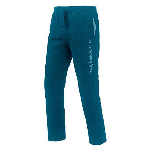 Trangoworld Rifle Pantalon Long, Homme XXL Bleu