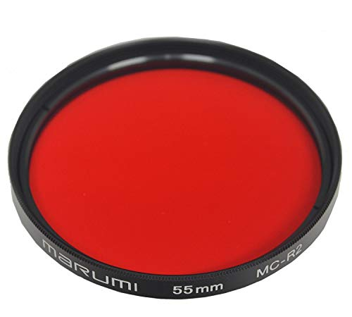 Marumi Filter for Camera MC-R2 55mm Black-and-White Photography for 6088