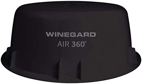 Winegard Company A3 2035 Air 360 Omnidirectional Over The Air Antenna Black product image