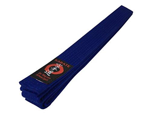 Budodrake Karategürtel blau Der Weg zum Schwarzgurt (330)