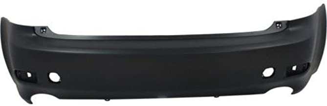 Go-Parts - OE Replacement for 2006 - 2008 Lexus IS250 Rear Bumper Cover (CAPA Certified) LX1100129C LX1100129C Replacement For Lexus IS250