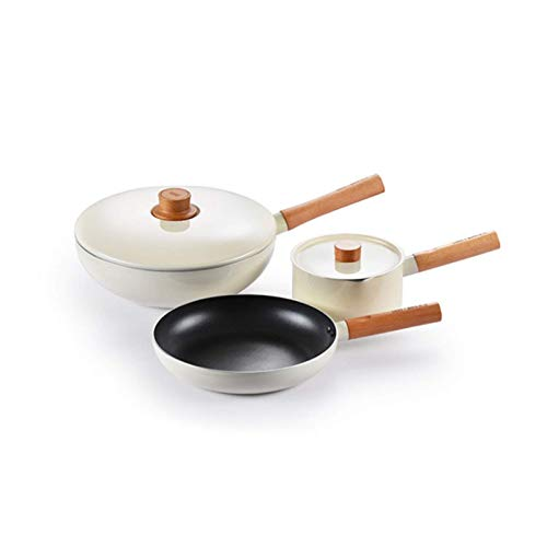 MotBach Professional SART Set extraíble Creative Plano Fondo Plano Antiadherente Horno Frito Cocina de Cocina de Cocina Juego de Utensilios de Cocina