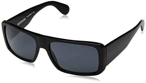 Ralph Lauren 0Rl8163P Gafas de sol, Black, 57 para Hombre