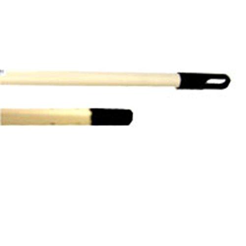 Manico scopa Scopificio Mondial in metallo a filetto 120 cm [SCOPIFICIO M]