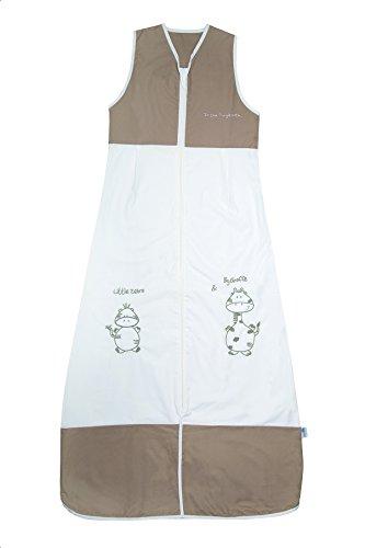 Schlummersack Babyschlafsack Frühjahr/Sommer 1 Tog - Giraffe - 6-18 Monate/90 cm