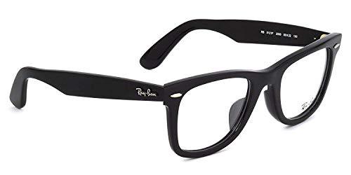 ■■■ レイバン スマート老眼鏡 ■■■ +1.00〜+3.50 の6段階! ウェイファーラー リーディンググラス シニアグラス に 非球面レンズ を採用! 紫外線カット Ray-Ban メガネフレーム RX5121F 2000 50サイズ