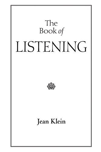 The Book of Listening (English Edition)
