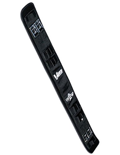 Professionals Choice Equine Ventech Dressage Girth (Size 22-Inch, Black)