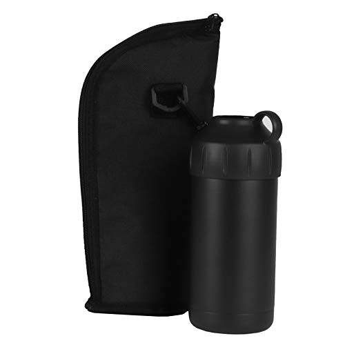 【BLKP】 パール金属 ペットボトル クーラー500ml 600ml 兼用 限定 ブラック 専用 保温 保冷 バッグ付 BLKP 黒 AZ-5093