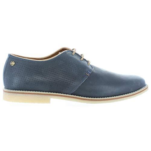 Zapatos de Hombre PANAMA JACK Goodman C24 NAPA Blue Jeans Talla 40