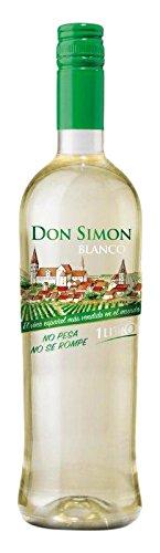 Vino Don Simon - Blanco 1 L Botella
