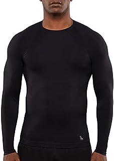 Camiseta,Térmica,Lupo,masculino,Preta,P