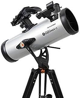 Celestron – StarSense Explorer LT 114AZ Smartphone App-Enabled Telescoop – Werkt met StarSense-app om u te helpen bij het ...