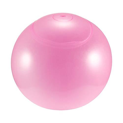 Bola de Burbuja Transparente Grande de la Bola de la Piscina de la Bola de Playa Puede llenarse del Globo del Agua Augproveshak El Juguete Inflable de Gran tama/ño de la Bola