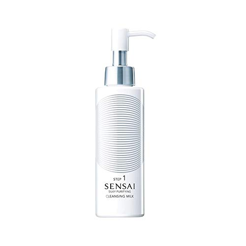 Kanebo Sensai Silky Purifying Cleansing Milk Reinigungsmilch Step 1, 150 ml