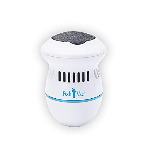 BOTOPRO - Pedi Vac, Lima eléctrica para eliminar durezas de pies y durezas de manos. También quita callos sin dolor. Cuenta con batería y es recargable. Versión Deluxe - Anunciado en TV