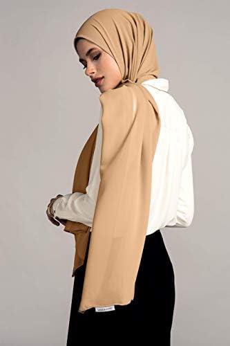 Cheap chiffon hijabs _image0