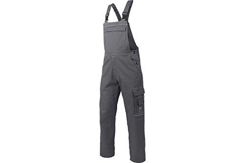 WÜRTH MODYF Basic Latzhose : Die preiswerte Latzhose ist in der Größe 60 erhältlich. Die Hose mit elastischem Bund ist in grau verfügbar. Die...