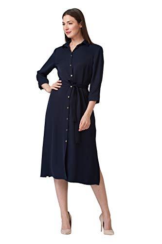 Joseph Ribkoff Midnight Blue Dress Style 201276 46