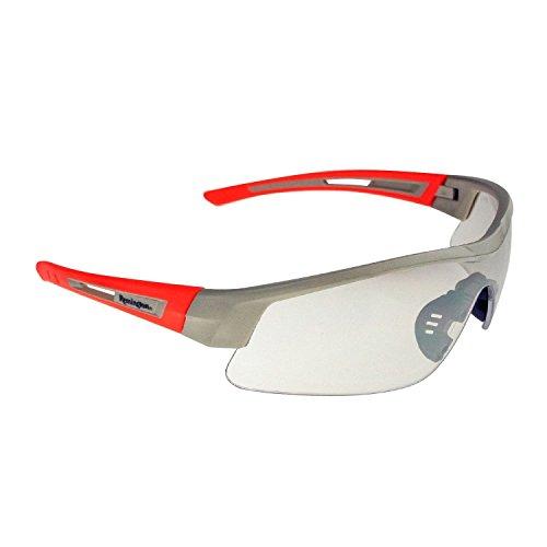 REMINGTON T-84 Shooting Glasses, Indoor/Outdoor Anti-Fog lense