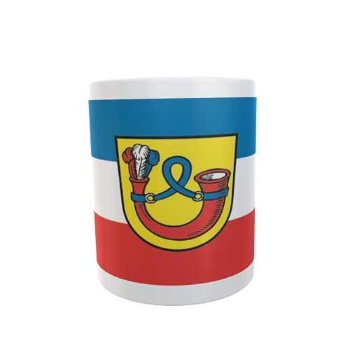 U24 Tasse Kaffeebecher Mug Cup Flagge Bad Urach
