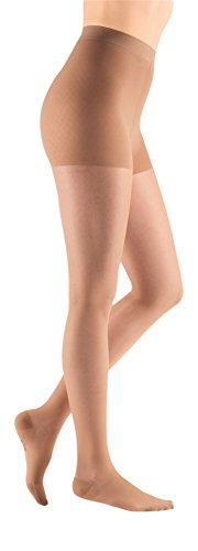 mediven Sheer & Soft, 30-40 mmHg, Compression Pantyhose, Closed Toe