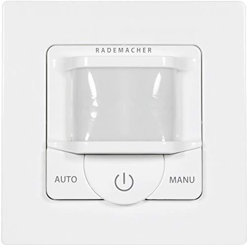 Rademacher DuoFern Bewegungsmelder (Innen) 9484 - Überwachung & Lichtsteuerung im Gebäude mit Funk, auch geeignet für HomePilot Smart Home, 32501772