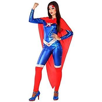 DISBACANAL Disfraz de Capitana para Mujer - -, XS-S: Amazon.es ...
