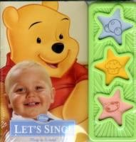 Disney Baby (3d Button Book)