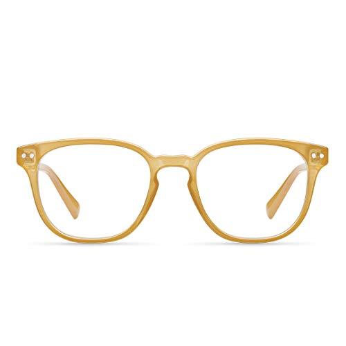 MELLER - Banna Amber - Gafas con Filtro de protección anti Luz Azul para hombre y mujer