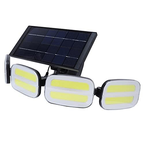Apliques De Pared con Energía Solar, Luz De Pared Solar De Inducción del Cuerpo Humano con Un Paquete De Instalación De Tornillos para Garajes para Jardines