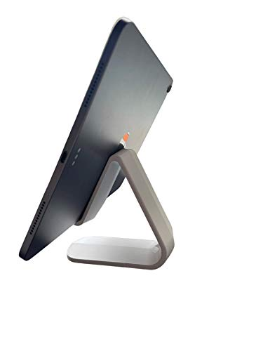 Suporte Celular Tablet Mesa Apoio Universal Video Call Live (branco)
