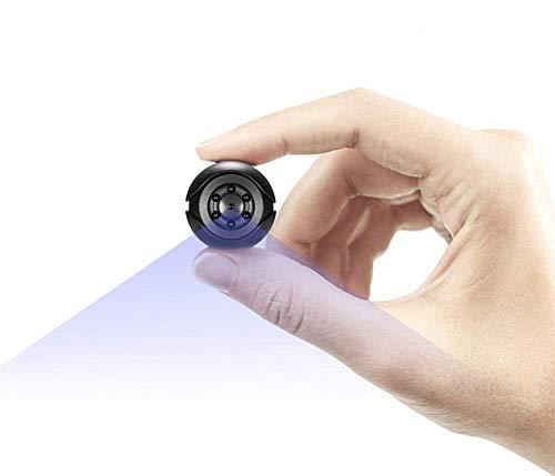 1080P Mini Telecamera Spia Nascosta Micro Spy Cam Mini Camera spia microtelecamera Piccola Microcamere Spia Supporto Infrarossi Per Visione Notturna videocamera sorveglianza per Esterno Interno
