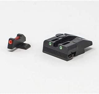Fusion Firearms Beretta PX4, Fully Adjustable Sight Set – Fiber Optic