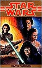 Star Wars Jedi Academy Trilogy (Champions of the Force, Dark Apprentice, and Jedi Search) by Kevin Anderson