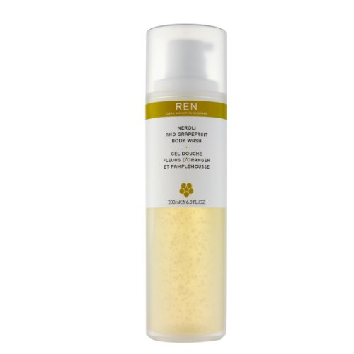 REN Neroli & Grapefruit Body Wash, Duschgel, 200 ml