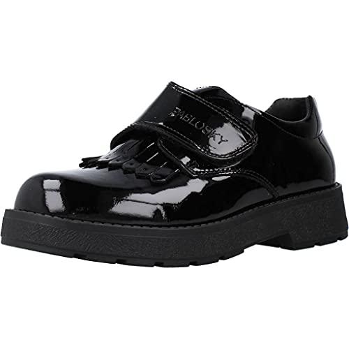 Zapatos Casual Niña Pablosky Negro 346019 33