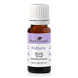 Plant therapy A+ attention essential oil for add and adhd blend