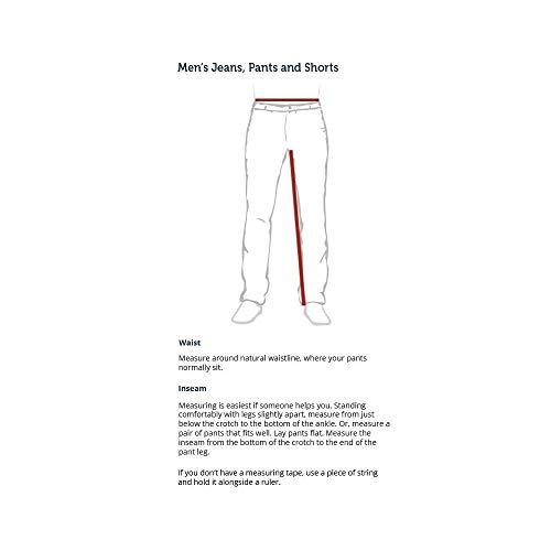 Wrangler Men's Regular Fit Comfort Flex Waist Jean, Black, 42X29
