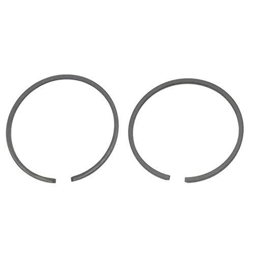 SDENSHI Überholsatz Für Kolbenringe Für 80ccm 2 Takt Motorräder/Motorräder