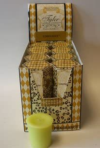 Limelight Tyler Votive Candle Rare of Box 16 Challenge the lowest price