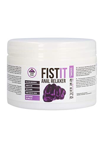 Pharmquests by Shots - Fistit - Anal Relaxer - 500 ml, PHA101, Violett