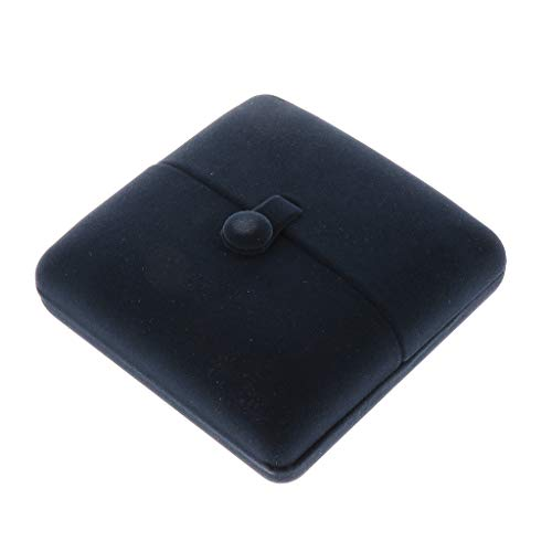 KESOTO Schmuckverpackung Etui Schmuckschachtel Geschenkverpackung Samt Schmuckbox Für Ring Armband Halskette usw - Armreif Box